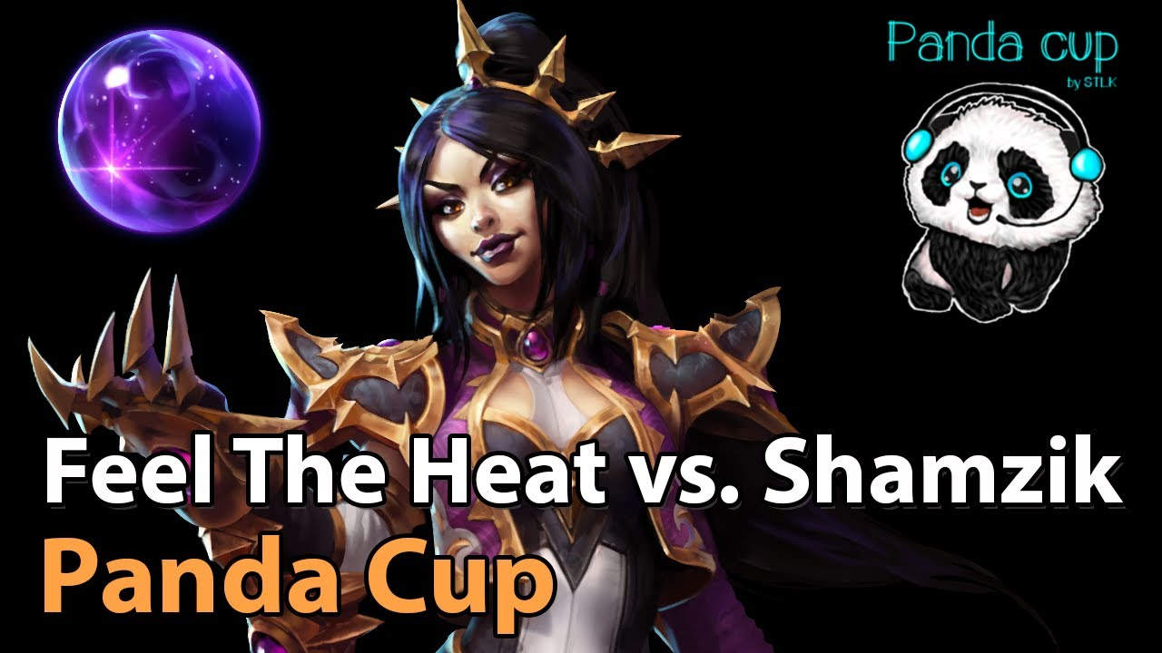 ► Feel The Heat vs. Team Shamzik - Panda Cup Finals - Heroes of the Storm Esports