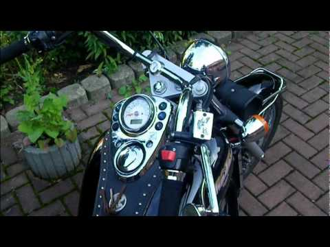 honda shadow 125 youtube. Black Bedroom Furniture Sets. Home Design Ideas
