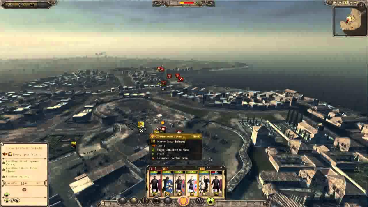 Total War Attila: 東ローマ帝国...