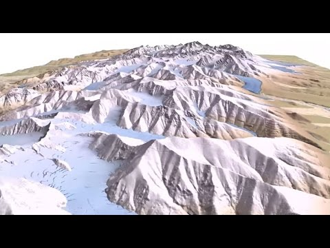 [ TV AGH ] The Tatra Mountains during the Last Glacial Maximum