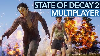 State of Decay 2 - Koop angespielt: So funktioniert der Zombie-Multiplayer (Gameplay)