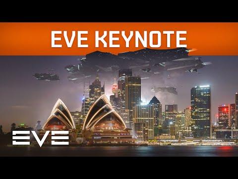 Eve Down Under 2019 - EVE Online Keynote