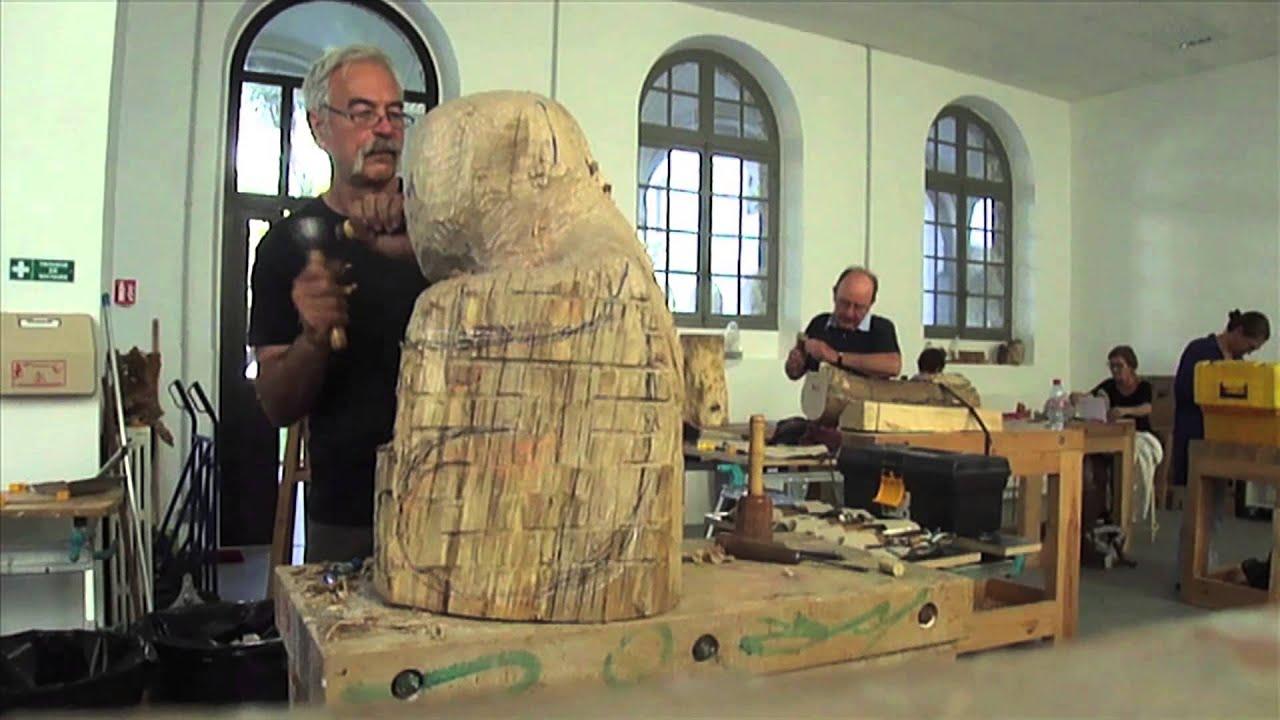 Atelier de sculpture taille du bois et de la pierre for Prix des pierres de taille