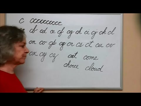 How To Connect Cursive C