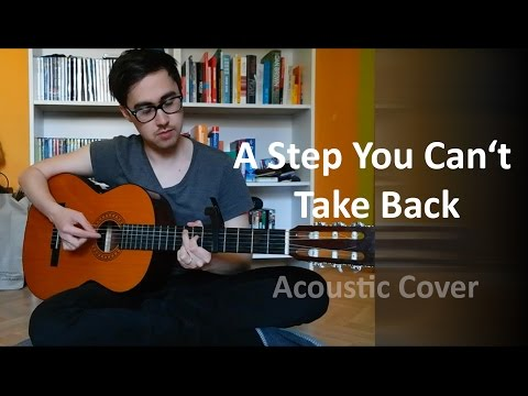 A Step You Can't Take Back - Begin Again OST/ Keira Knightley COVER