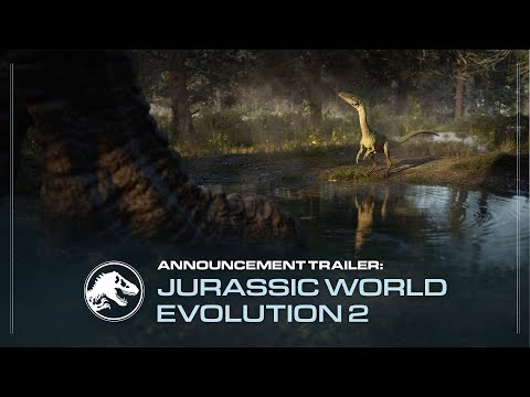 Jurassic World Evolution 2 | Announcement Trailer