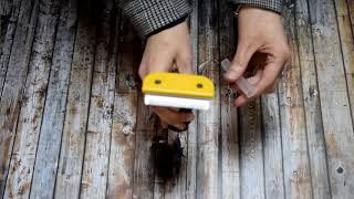 Щетка фурминатор для расчесывания собак FURminator