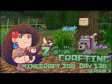 Taming the Wild Woods!! 🐘 Zoo Crafting: Episode 138