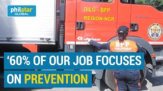 Prevention is still key: BFP talks about the importance of fire prevention and safety awareness
