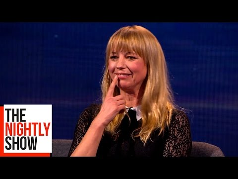 Sara Cox And Davina McCall Were Branded Ladettes   The Nightly Show