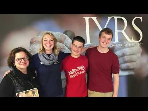 Newport & IYRS visit -The Greenwood School