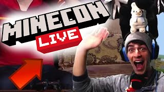 MINECON 2019 REACTION! (But only the funny moments)
