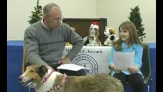 2010 Top Dog Essay Contest Winners (3rd, 4th, & 5th Places): Medina County Auditor Michael E. Kovack