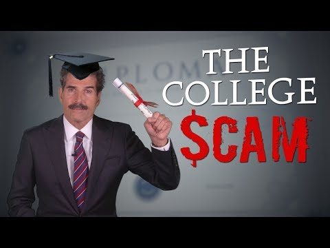 Stossel: The College Scam