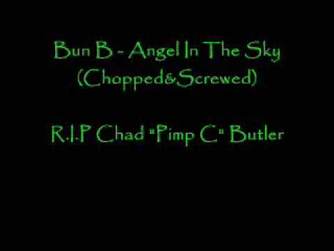 Bun B - Angel In The Sky (Chopped&Screwed)