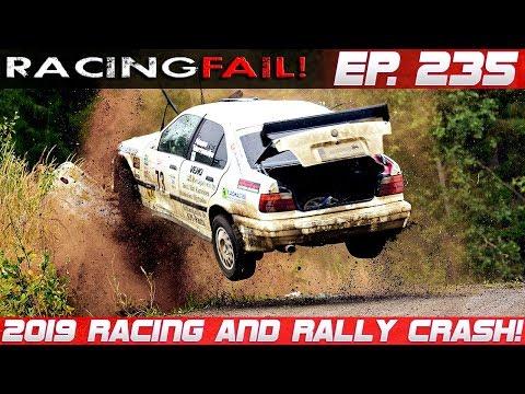 Racing And Rally Crash Compilation 2019 Week 235