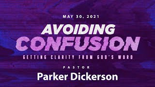 Sunday Service - 10 am - May 30, 2021