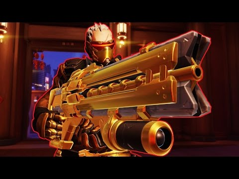 Overwatch - The Golden GODS!
