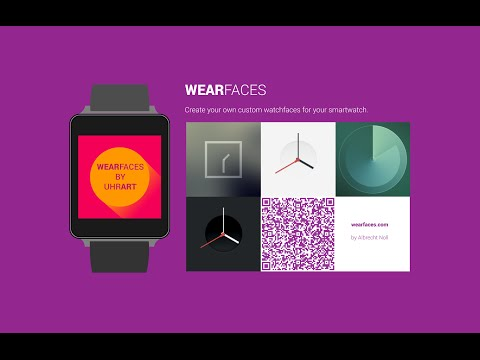 Make your Android Wear device look like an Apple Watch with Pear watchfaces