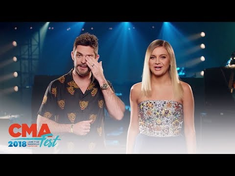 Blooper Reel For CMA Fest