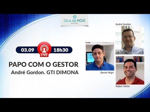 PAPO COM GESTOR - ANDRÉ GORDON GTI DIMONA NO CARTEIRA Z