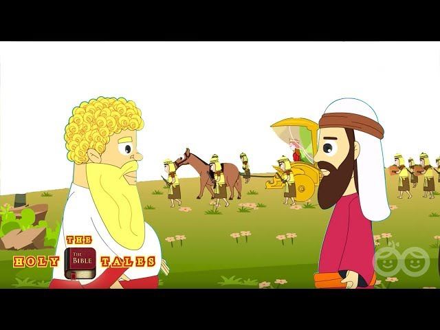 Elijah In The Desert - Bible Stories For Children