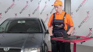 AUDI seznam tutoriálů - svépomocná oprava vašeho auta