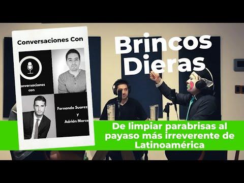 Payaso Brincos Dieras - Podcast Español - Conversaciones Con Fernando Suarezserna Y Adrián Marcelo