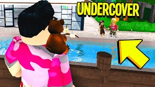 I Adopted A HATED CHILD.. But She Was An UNDERCOVER GOLD DIGGER! (Roblox)