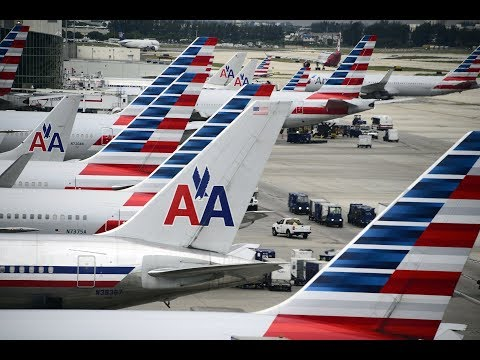 World's largest airline fleet || American Airlines Current A