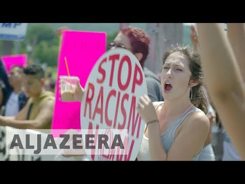 Backlash grows against Trump's comments on Charlottesville violence