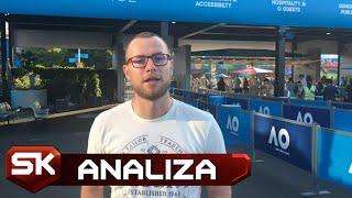 Saša Ozmo na Australian Openu | Odjava Prvog Dana | SPORT KLUB Tenis