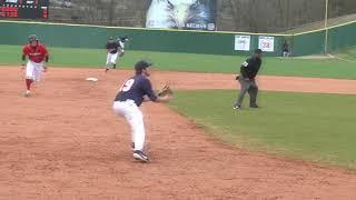 Carson-Newman Baseball: No. 22 C-N 9, UVA Wise 4 Highlights 2-19-19