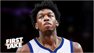 Did the Warriors make the right choice by drafting James Wiseman with the No. 2 pick? | First Take