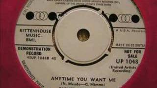 anytime you want me  garnet mimms and the enchanters