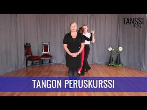 Video: Paritanssi / Tangon peruskurssi