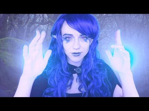 ASMR | World of Warcraft | Night Elf Role Play | Magick | Reiki