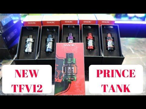 Smok Prince TFV12 Tank