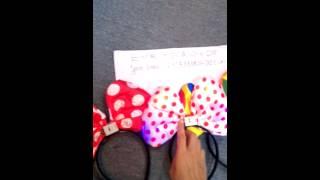 Kids birthday party supplies in China,wholesale plastic headband
