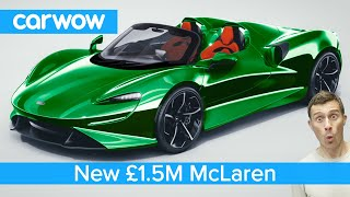 New £1.5M McLaren hypercar - all you need to know about the bonkers Elva
