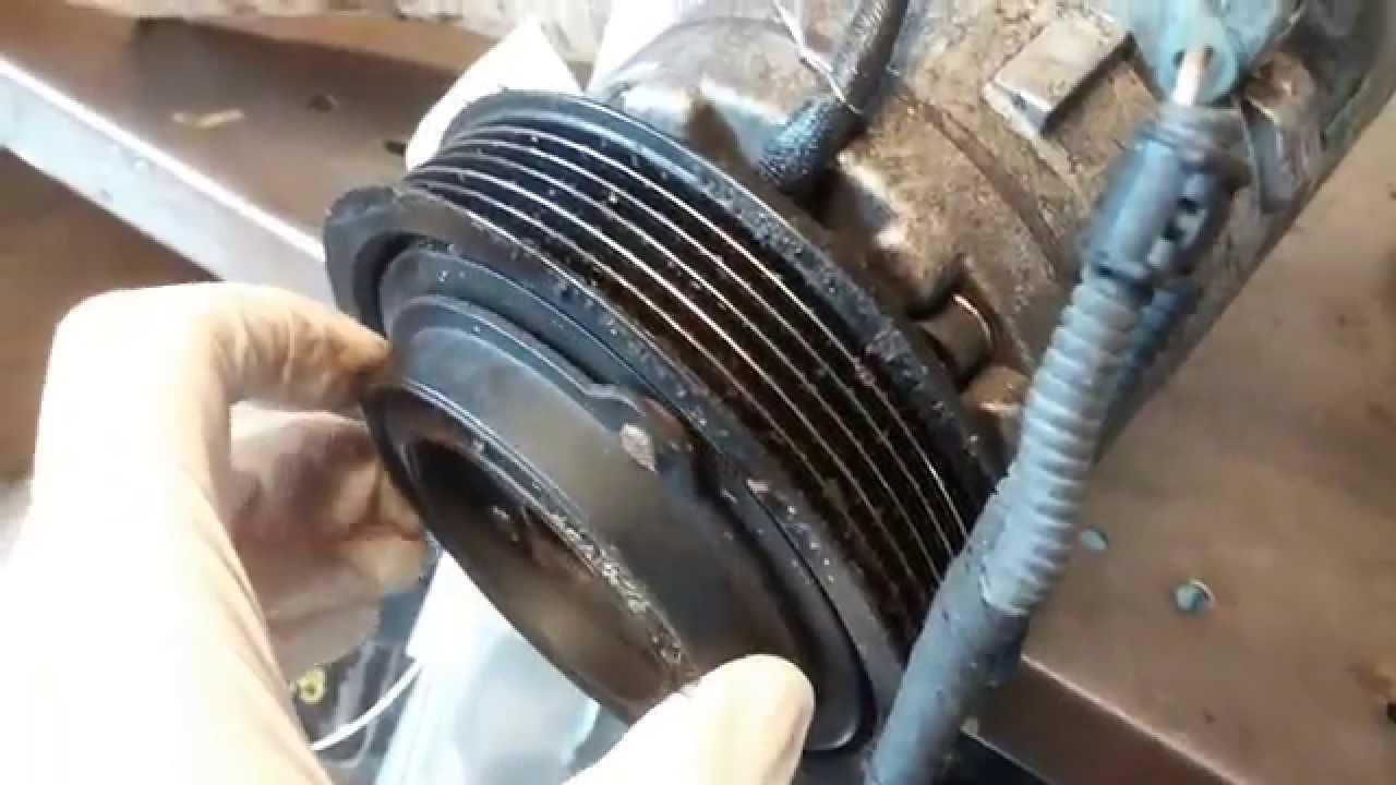 Ac Compressor Clutch Noise