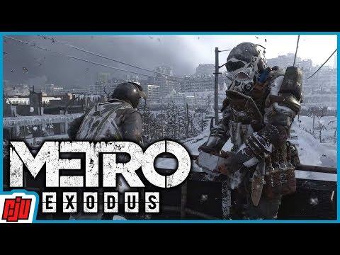Metro Exodus Part 15   FPS Horror Game   PC Gameplay Walkthrough