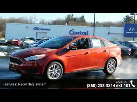 2018 Ford Focus Se Central Auto Group Plainfield Ct