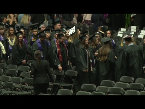 University of Portland Commencement 2018 - Morning Session