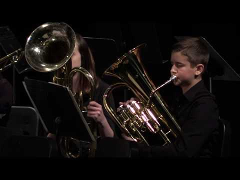 Twality Middle School Band 2018 Holiday Concert