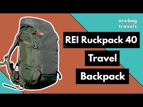 REI Ruckpack 40 Review