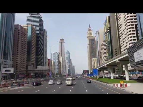 In giro per Dubai