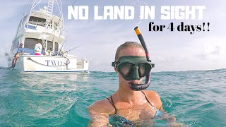 Fishing TRAVEL VLOG Part 1 - Blue Marlin, Grouper & Spearfishing in Turks & Caicos