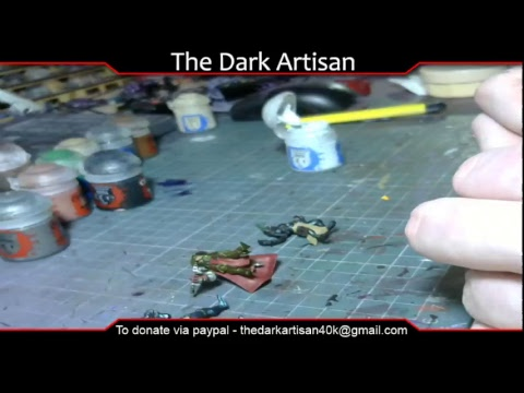 The Dark Artisan #14 morathi daughters of khaine, malign portents and age of sigmar