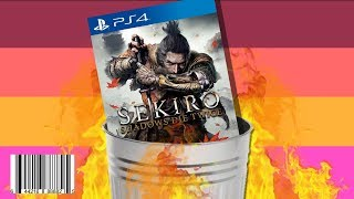Sekiro Is Actual Garbage